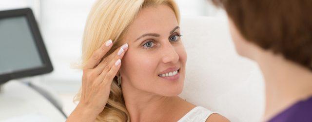 Straffung der Augenpartie mit Ultherapy®